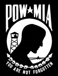 official POW-MIA logo