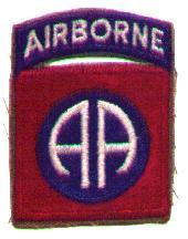 82nd Airborne All-American Chorus Song Lyrics