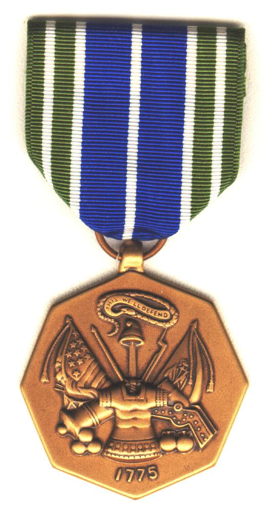 how to get army achievement medal